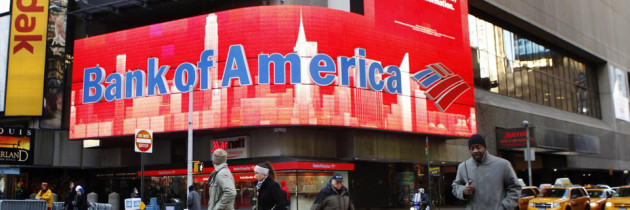Bank of America Embarks on Asset sale to stay afloat